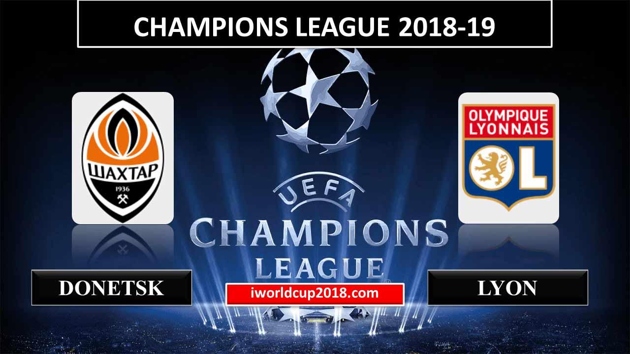 Nhận Định Cho Trận Đấu Tại Champions League 2018.